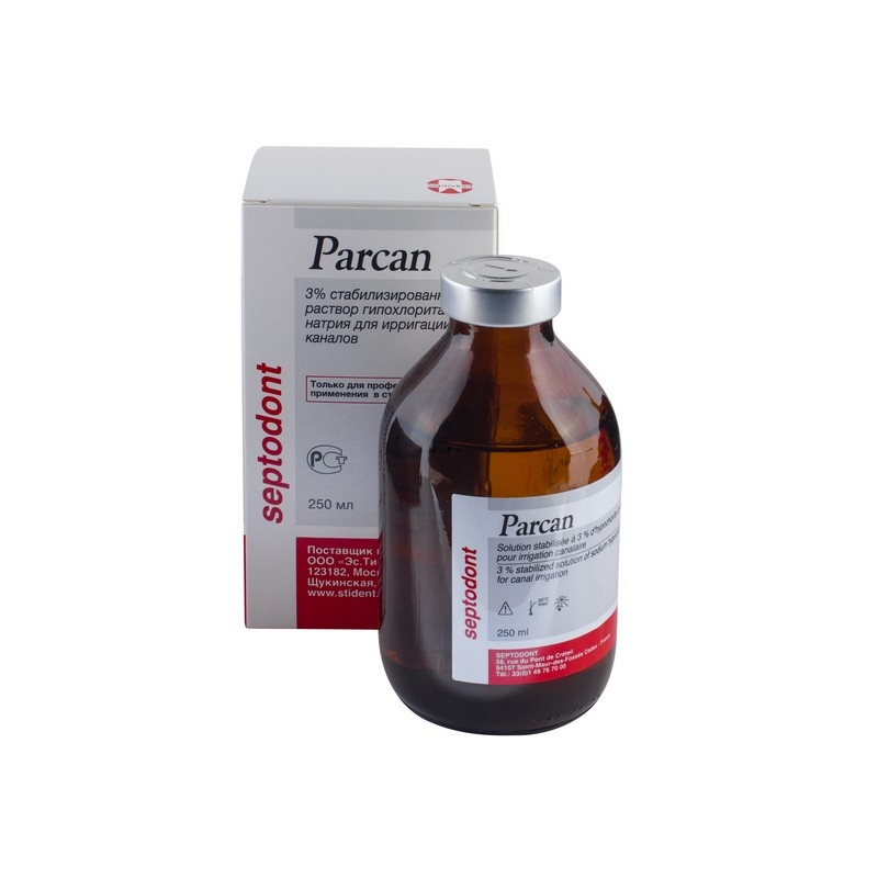 PARCAN  solution 250 ml